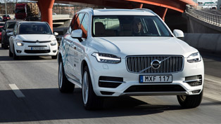 Volvo And Its Plans About the Future of Autonomous Driving