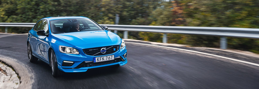 2016 Volvo V60 Polestar Estate