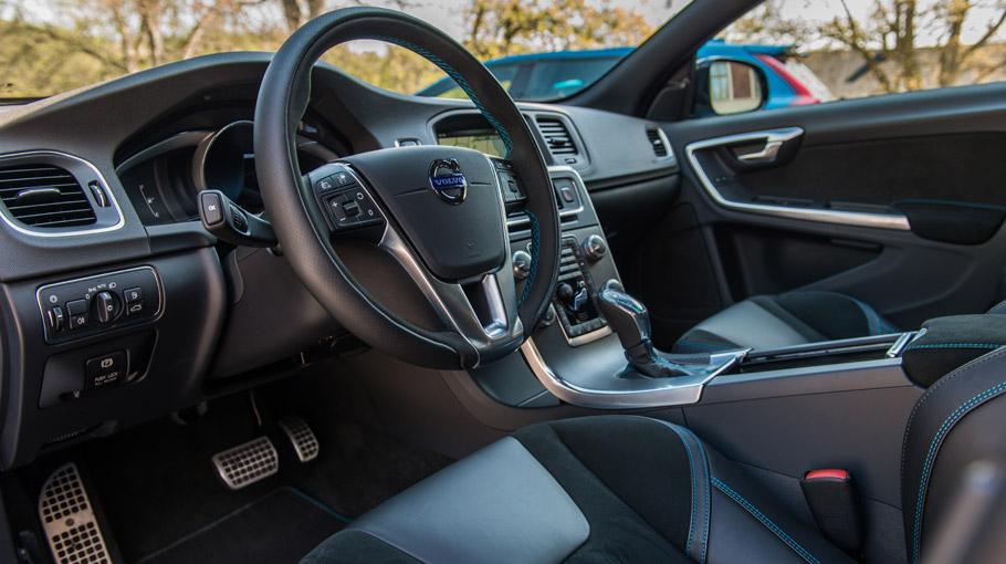 2016 Volvo V60 Polestar Estate