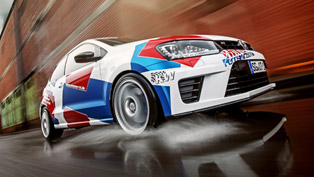Tiny car with great hidden potential: meet WIMMER RS Volkswagen Polo WRC