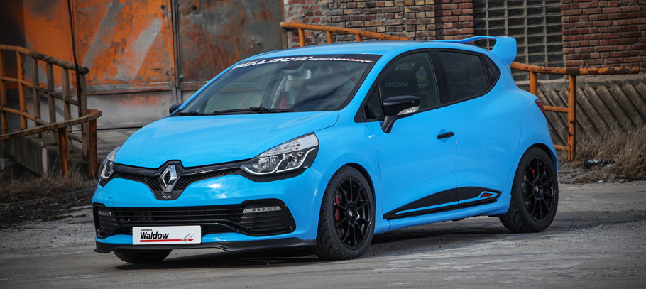 2016 PM WALDOW Renault Cliio