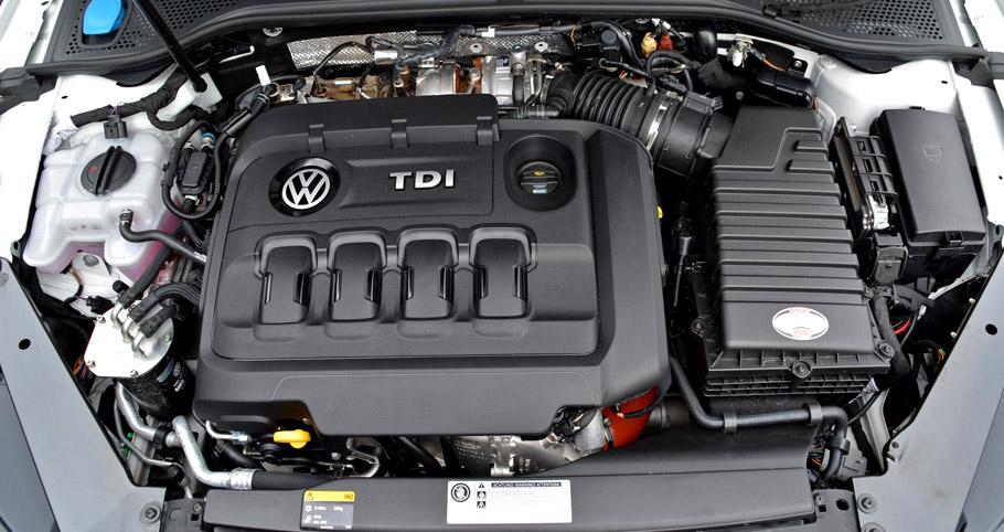 Wetterauer Engineering Volkswagen Passat B8 Engine