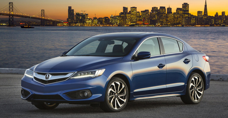 2017 Acura ILX Front View