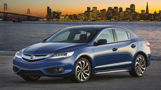 2017 Acura ILX Goes on Sale Today Priced at $27,990 USD