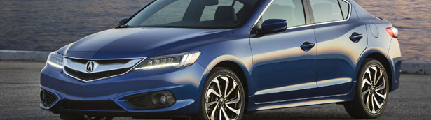 2017 Acura ILX Goes on Sale Today Priced at$27,990 USD