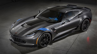 chevrolet corvette grand sport collector's edition vin #001 to be auctioned for noble cause