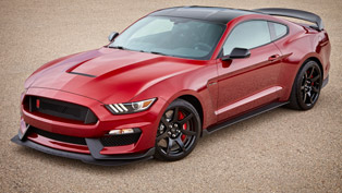 Good News For Mustang Lovers Out There: 2017 Shelby GT350 Receives Additional Refinement