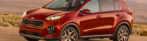 2017 Kia Sportage is Not Only Agile, but Also Safe. Here is What You Need to Know