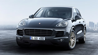 2017 cayenne platinum editions revealed! here are details!