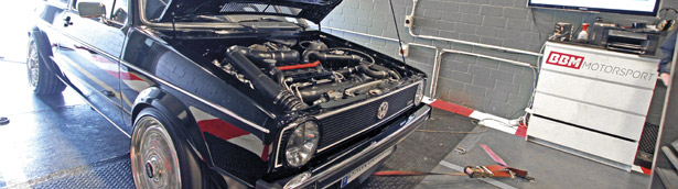 BBM Motorsport Releases Video of 815 HP Volkswagen Golf Gen One During Dyno Testing