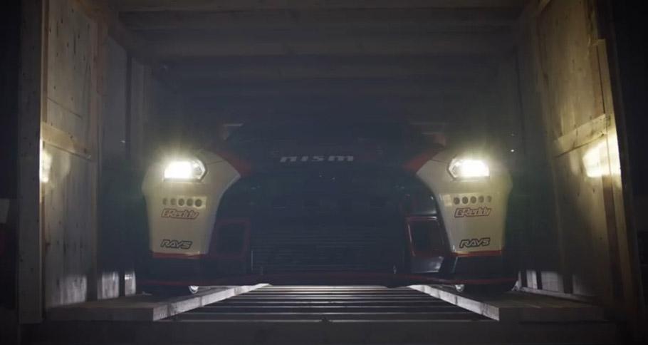 Nissan GT-R NISMO Teaser