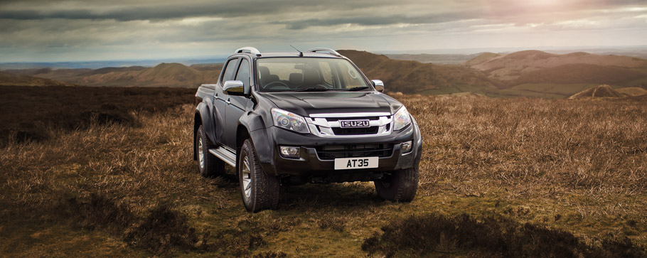 2016 Isuzu D-Max AT35