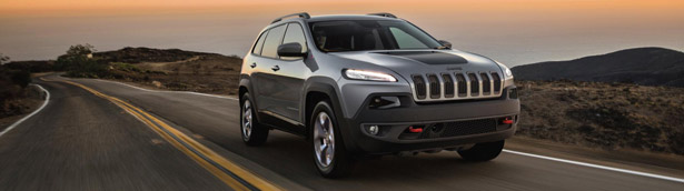 2016 Jeep Cherokee Trailhawk Achieves Big Success in Japan