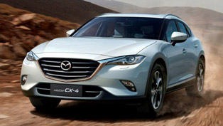 mazda cx-4 crossover suv finally revealed in beijing