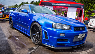 "nissan skyline announced ""most iconic japanese car ever"""