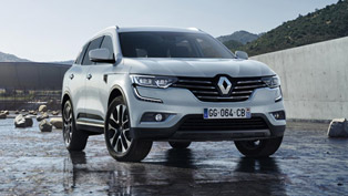 Renault KOLEOS is Ready to Rock and Roll in Beijing