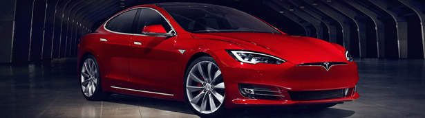 Tesla Model S Significantly Updated! Comes Out with New Face
