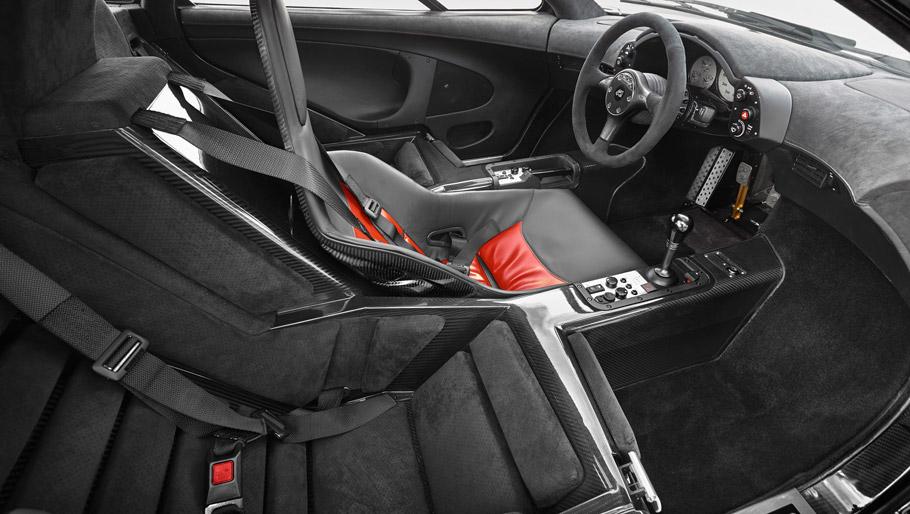 McLaren F1 #069 Interior