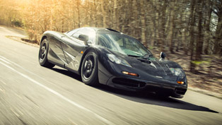 McLaren F1 #069 Concours Condition exclusively for sale by MSO