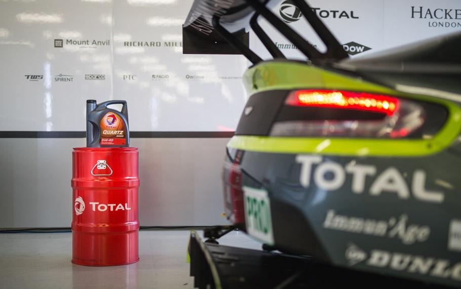 2016 Aston Martin Sport - Total Alliance