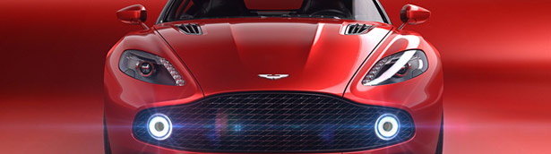 Top 5 facts you don't know about Aston Martin Vanquish Zagato Concept