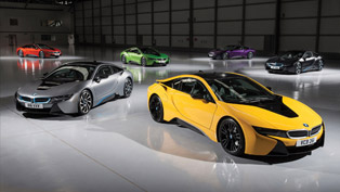 It is BMW Individual making these i8 more beautiful than ever