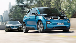 BMW i3 comes back with new strengths and better on-road behavior
