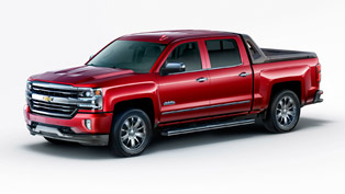 New High Desert package makes Chevrolet Silverado more capable and attractive