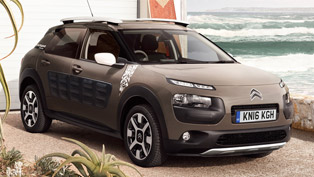 Citroen and Rip Curl showcase the unique C4 Cactus Special Edition!