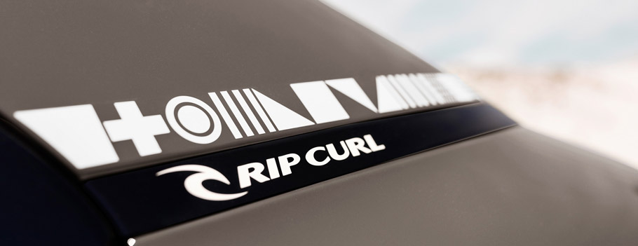 2016 Citroen C4 CactusRip Rip Curl Special Edition