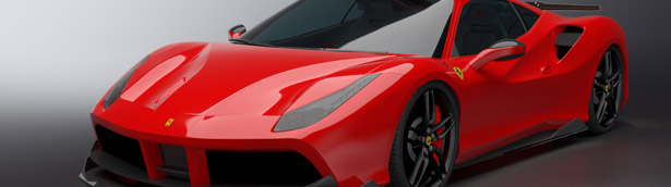 DMC Ferrari 488 GTB ORSO offers more power and charm than you could expect!