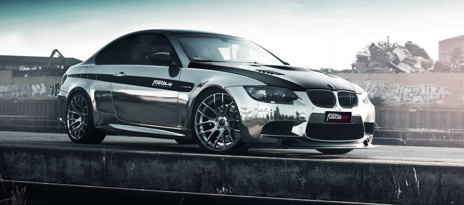 Fostla.de BMW M3 Coupe Side View