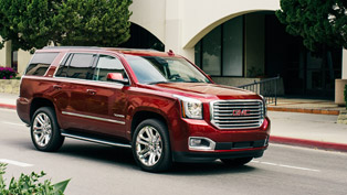 GMC revealed the stunning Yukon SLT Special Edition! Check it out!