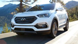 Safe and beautiful, 2017 Hyundai Santa Fe Sport receives prestigious award from IIHS. Details here!