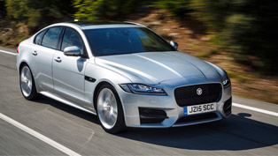 2016 Jaguar XF wins Best Executive Car. Here is why