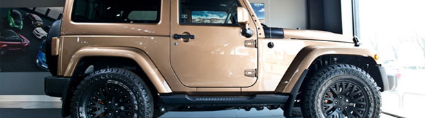 Why this Jeep Wrangler Sahara CJ300 Adventure Edition is a must have piece of art?