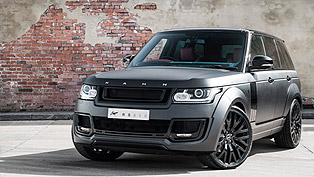 there is no other like this supercharged range rover autobiography pace car by afzal kahn