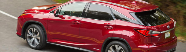 2016 Lexus RX 450h named Green Vehicle of Texas: what caught the eye of the jury?