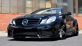 Cerberus is back! Meet the updated Mercedes-Benz E-Class Cabriolet by MEC Design