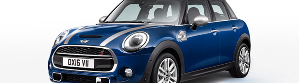 2017 Seven Special Edition: MINI's response to contemporary drivers