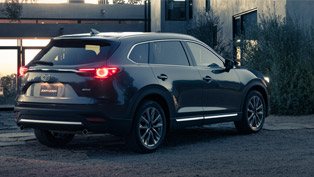 Mazda CX-9 benefits from new functional and distinctive lights. Check them out!