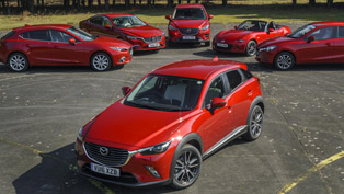 what did mazda show at the 2016 fleet show?