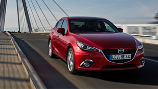 mazda3 comes refined, enriched and more powerful. here are some details
