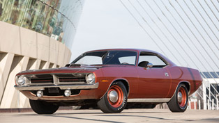 Mopar auction will show unique muscle models [w/video]