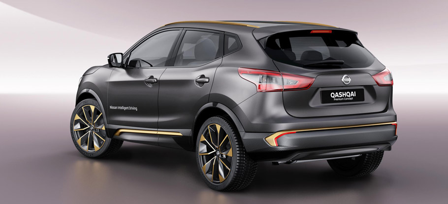 2016 Nissan Qasgqai Concept