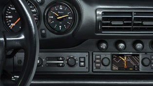 Classic Porsche vehicle owners have an occasion for celebration! Porsche reveals the Classic Radio Navigation System