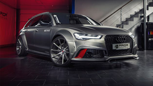 prior-design is killing it with the audi rs6/a6 avant pd600r project