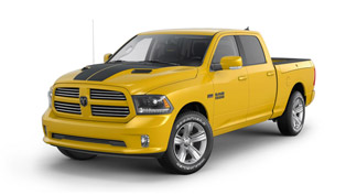Ram reveals limited run of vehicles. Check them out!