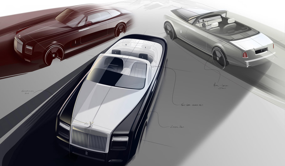 Rolls-Royce Phantom Zenith Collection first picture