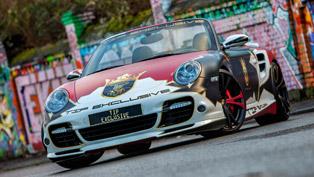 tip-exclusive creates one-off arty porsche 911 turbo cabriolet